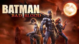 Batman: Bad Blood (2016) on Netflix in Brazil
